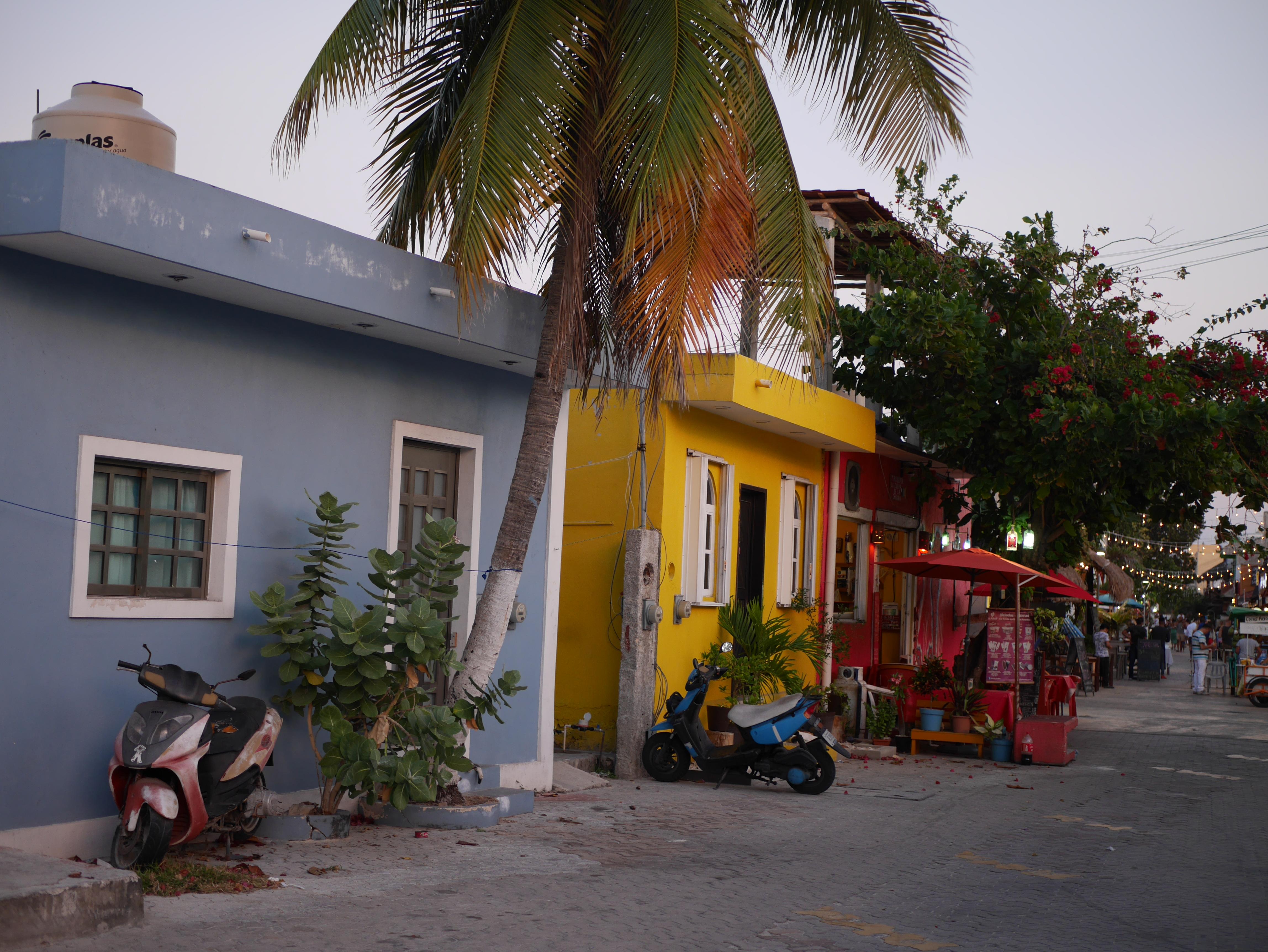 Mexico island