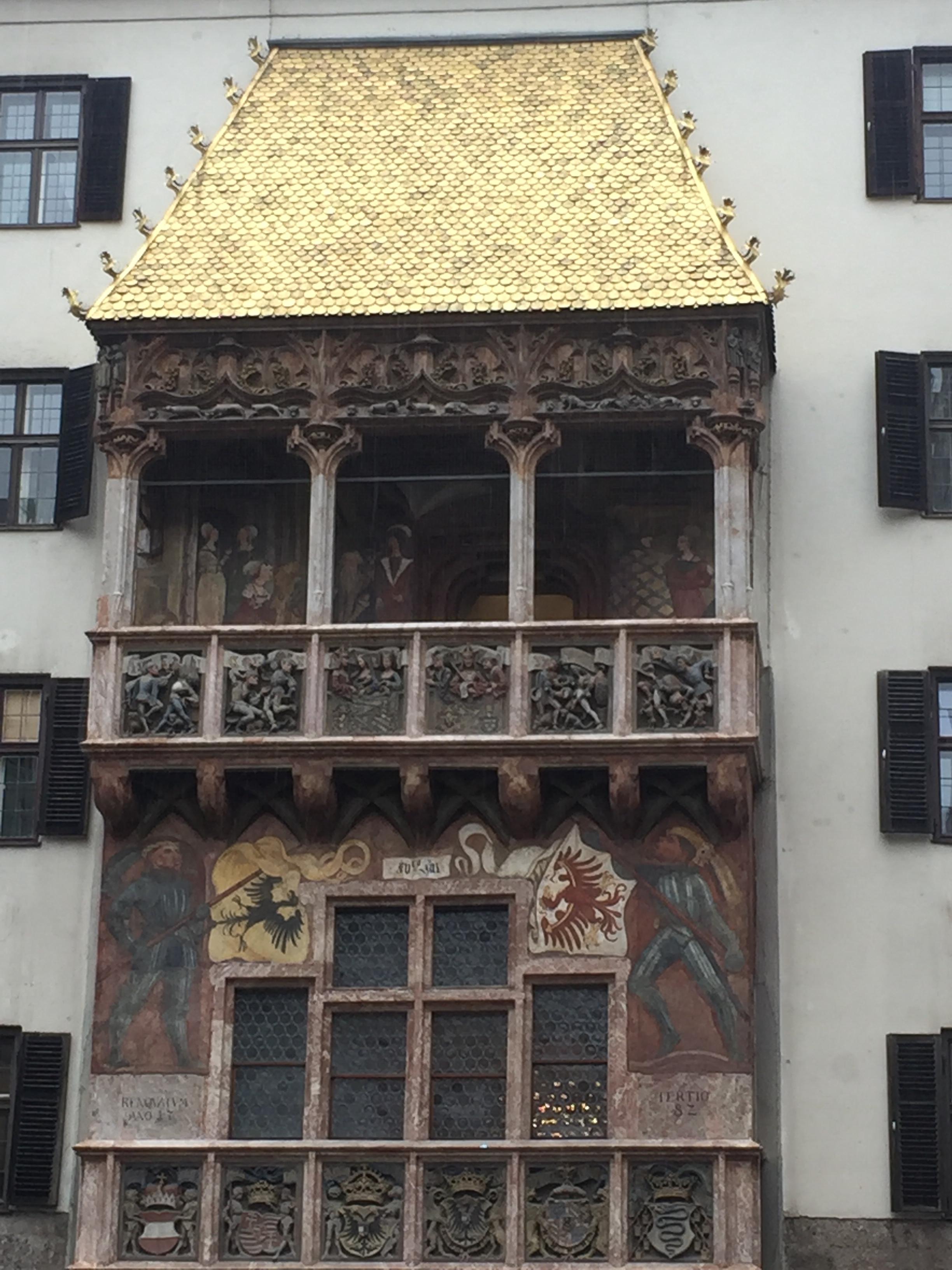 Innsbruck Golden Roof