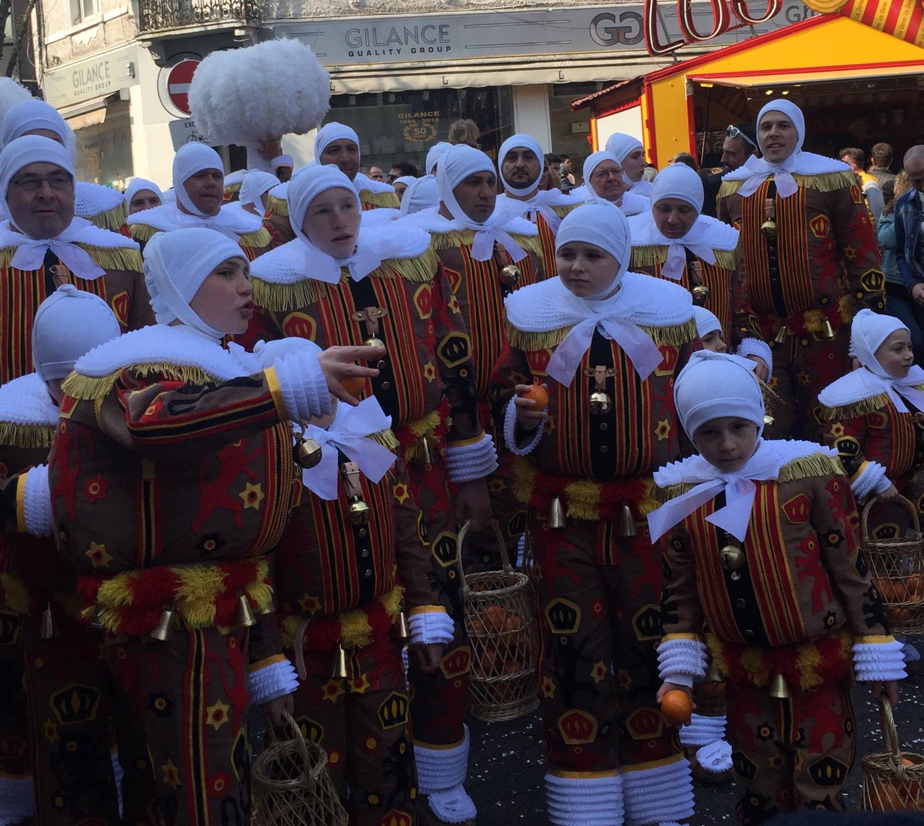 Carnival Gilles