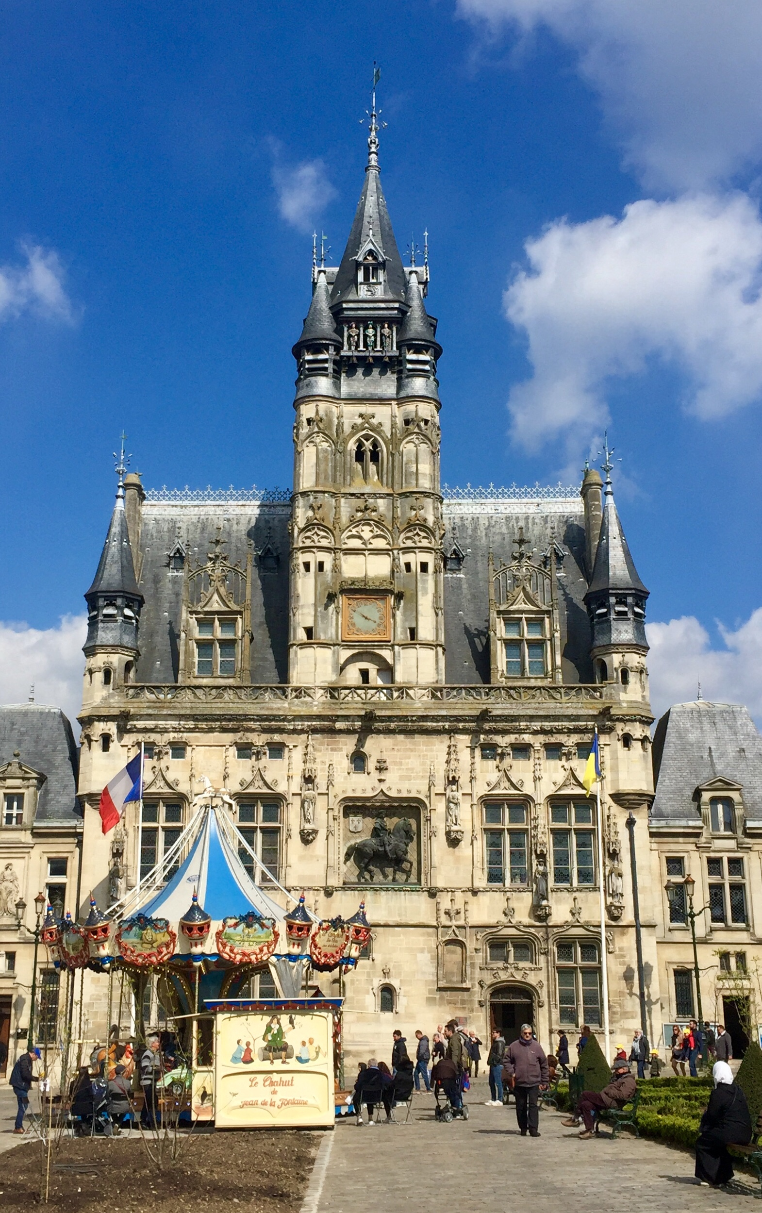 Compiègne Town Hall
