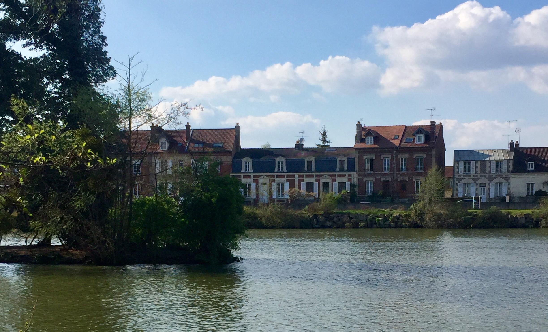 Compiègne river