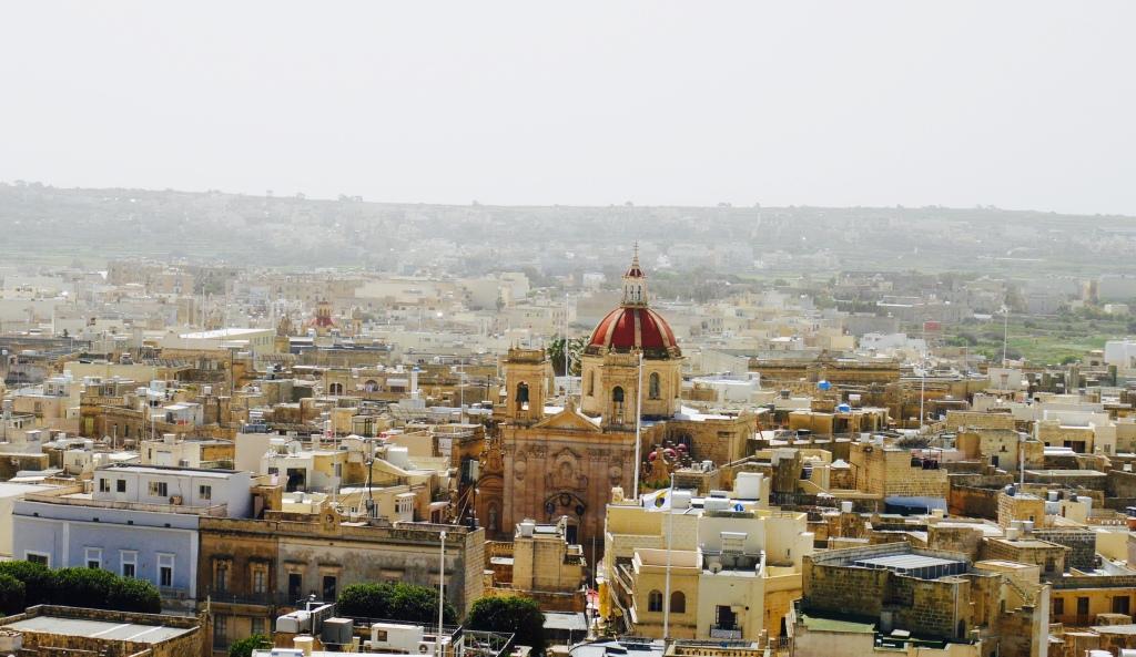 Malta Gozo Citadel