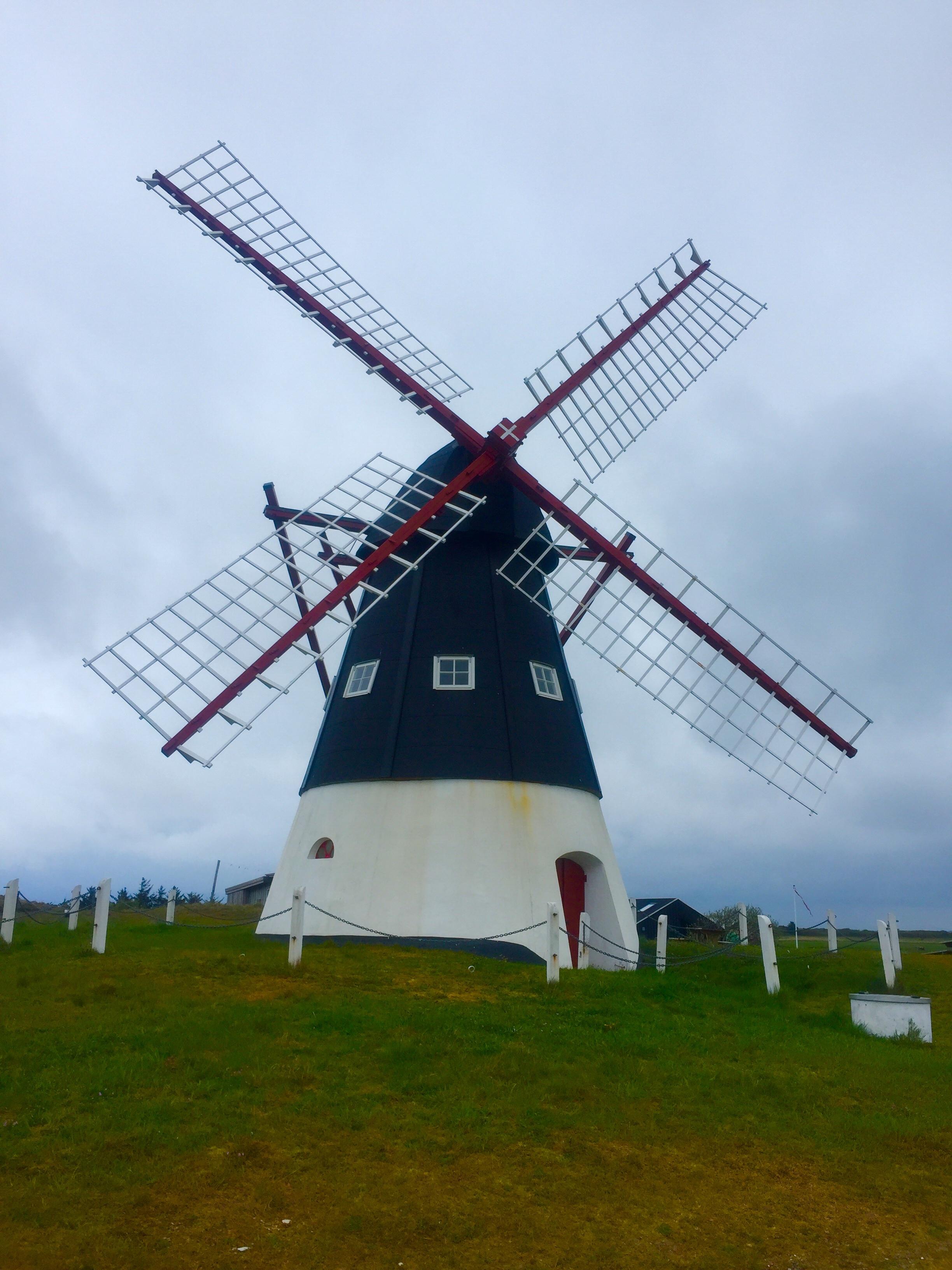 Mando island mill