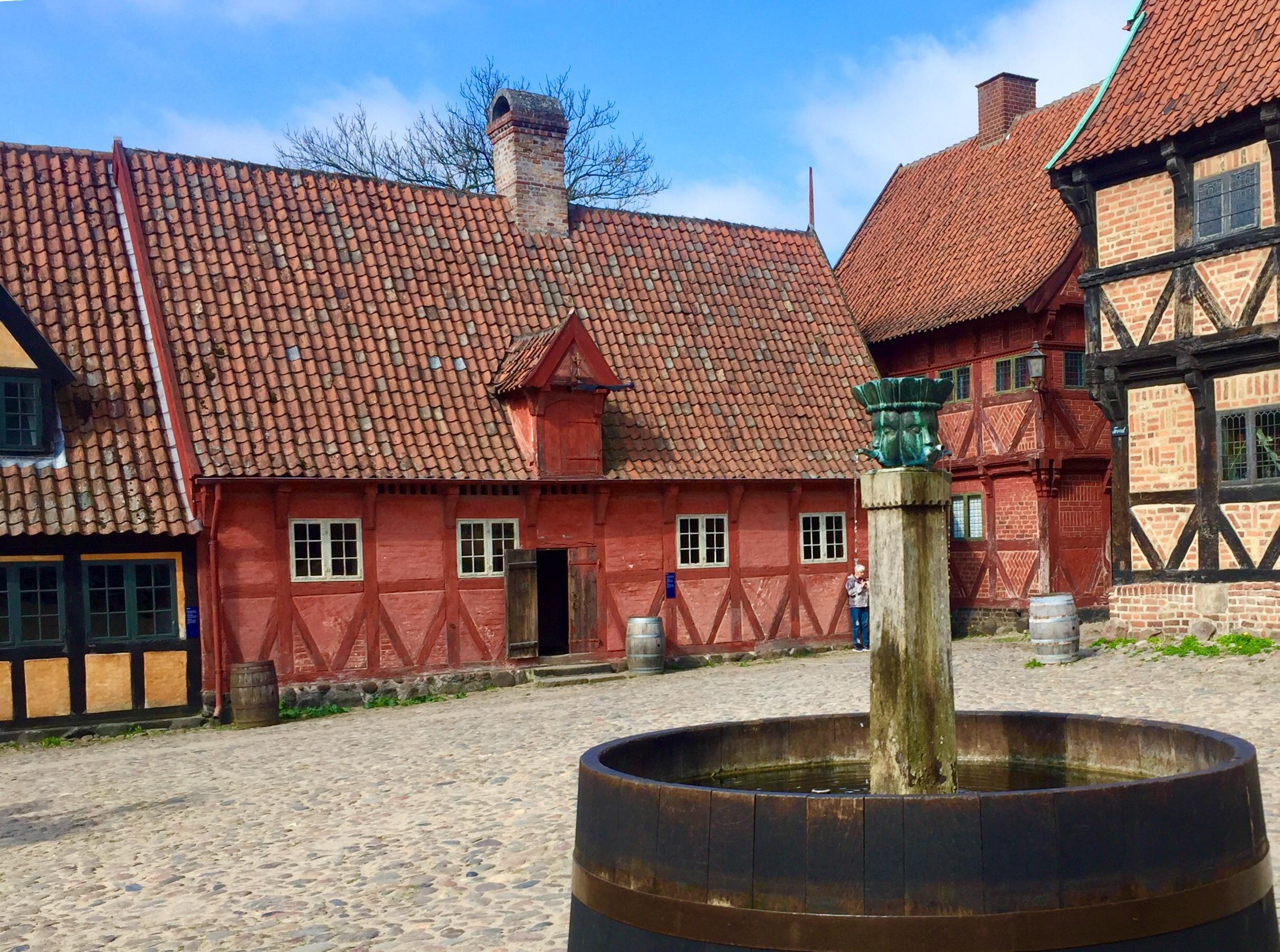 Denmark Den Gamle By