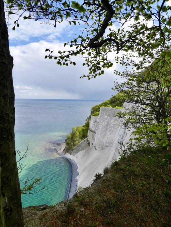 Denmark White cliffs