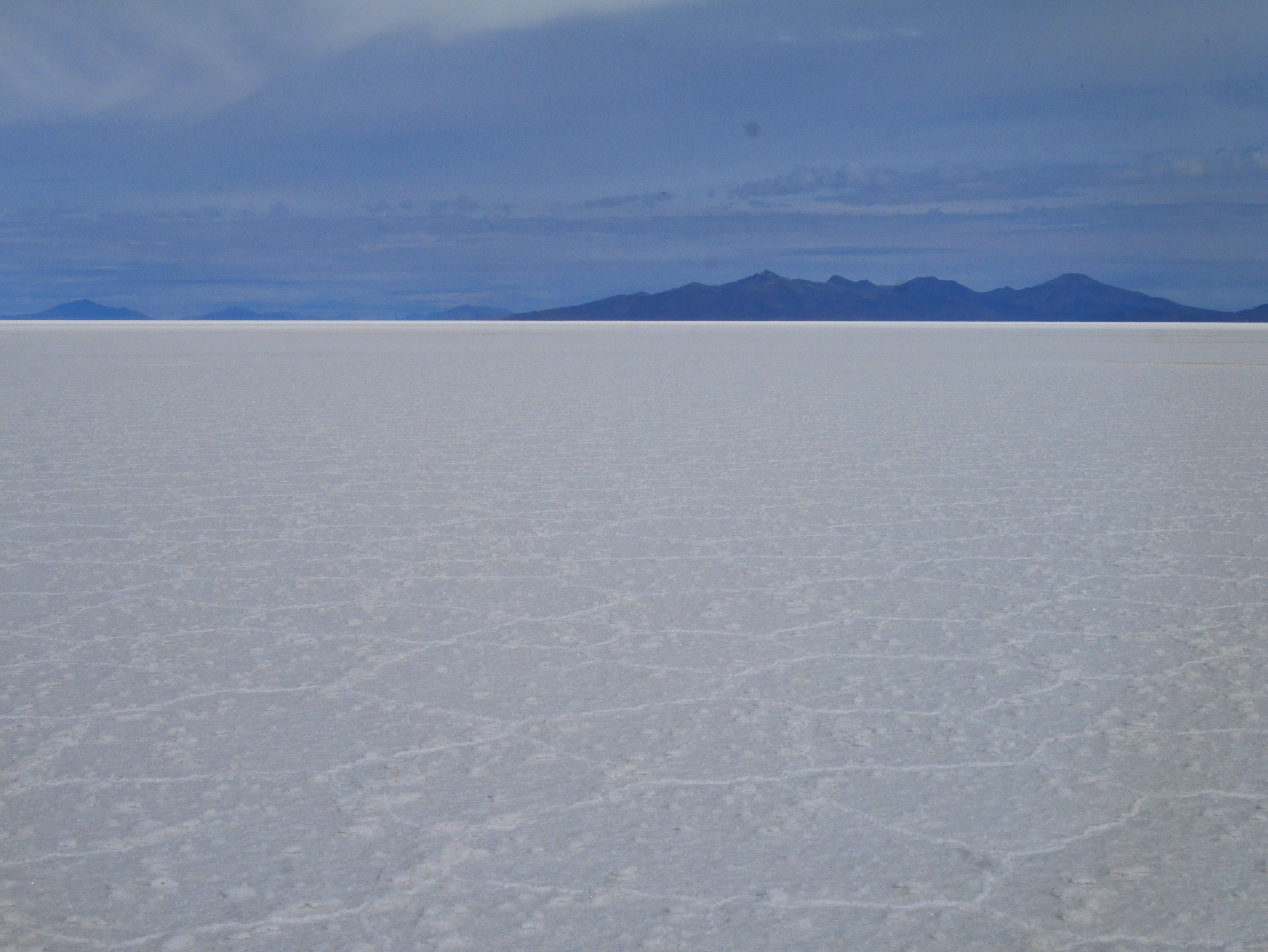 Salar de Uyuni Desert
