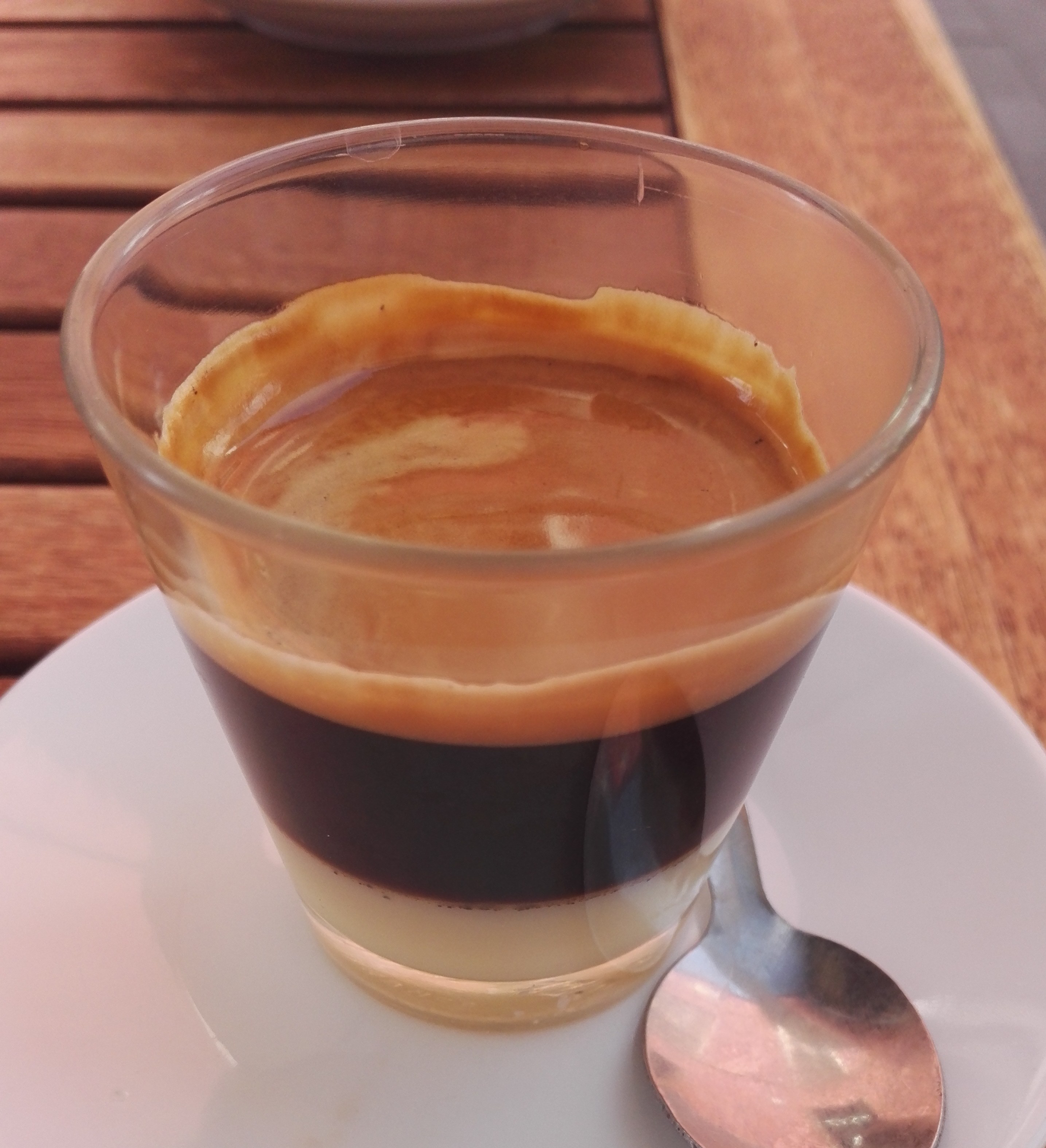 Canarian Coffee Cafe bombon