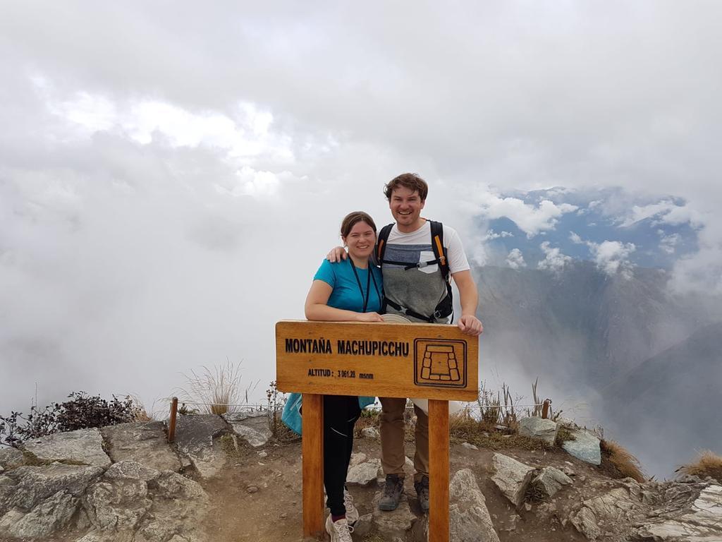 Machu Picchu Mountain Summit