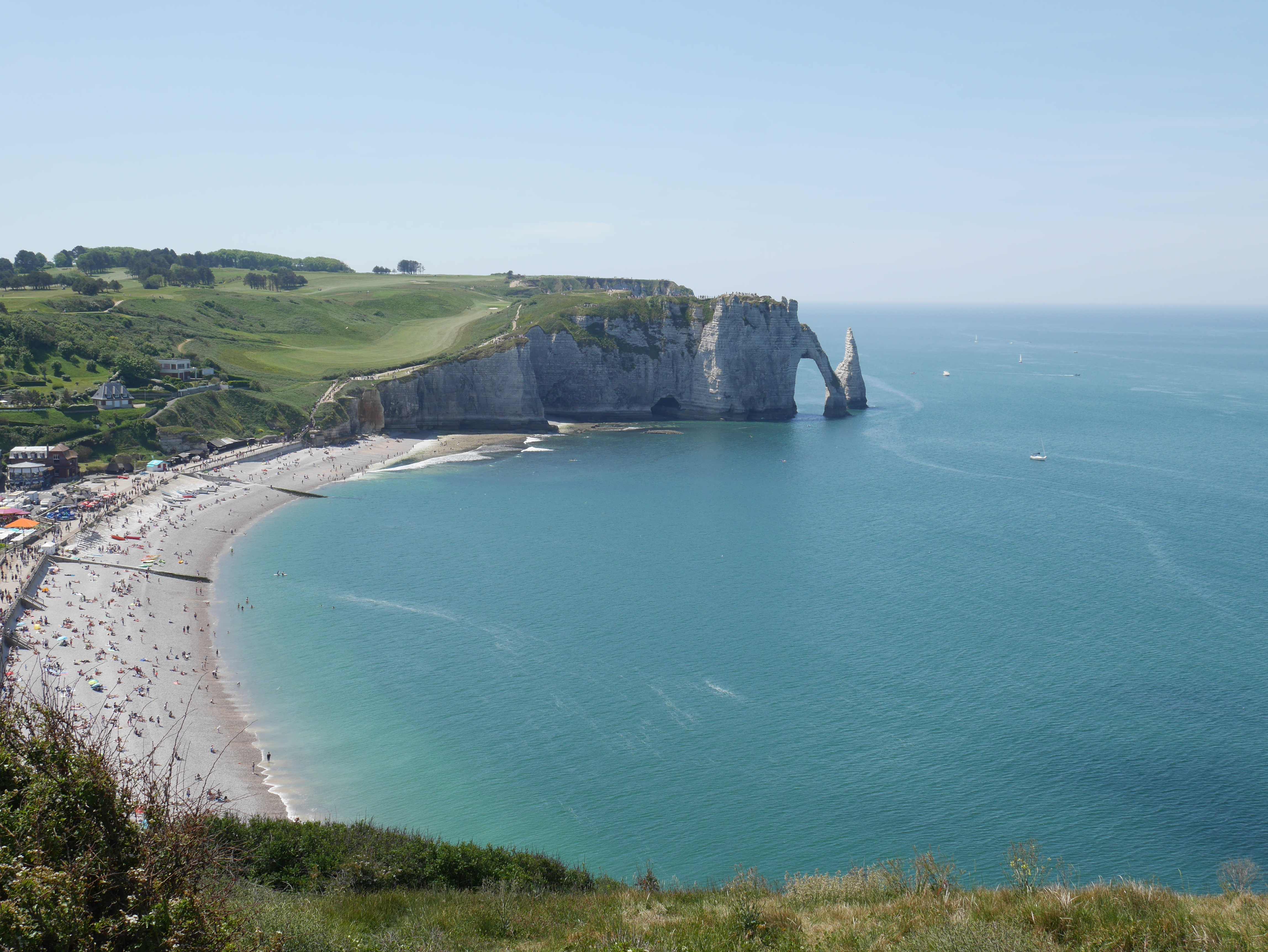 Normandy Etretat