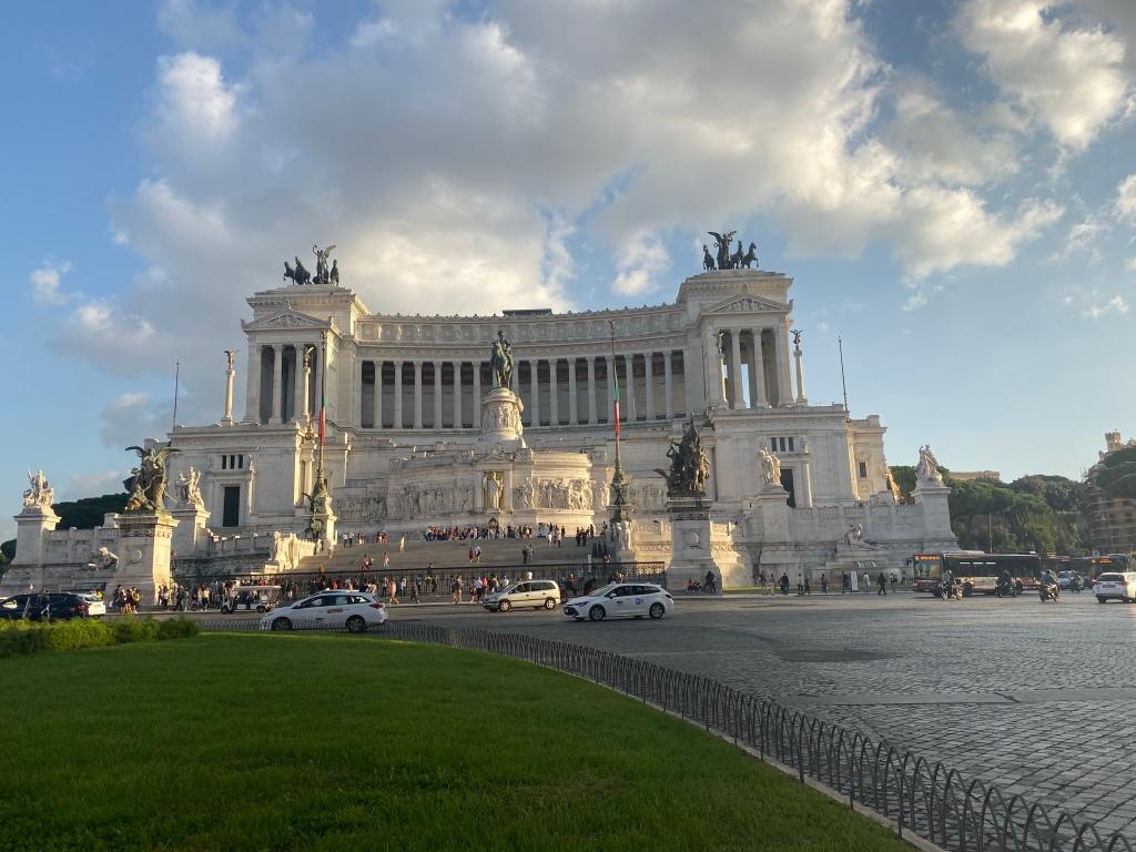 Rome Altare della Patria