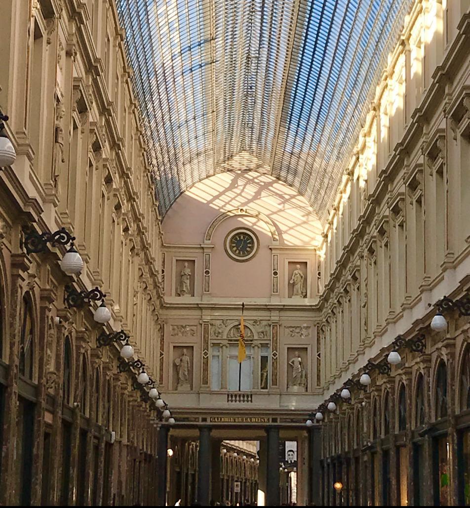 Brussels galery