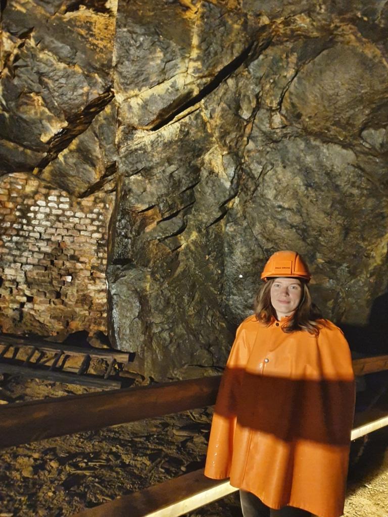 Sweden Falun Copper Mine Me
