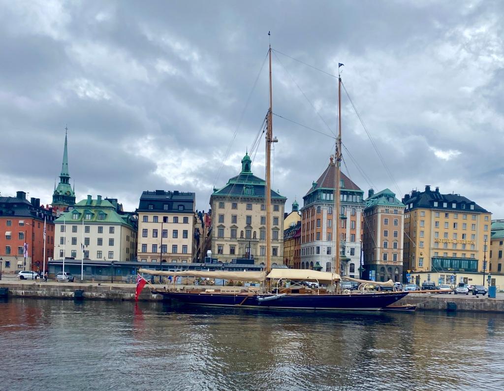 Stockholm sea view