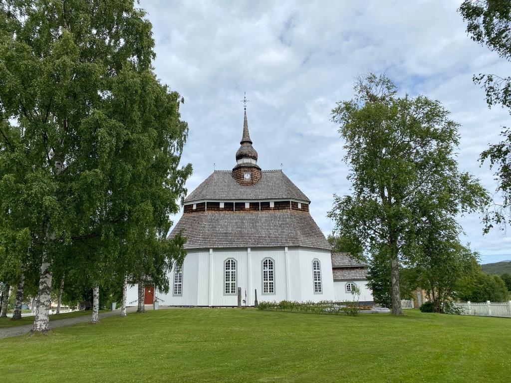 Sweden Vemdalen church