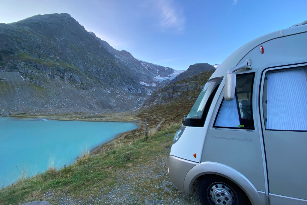 Switzerland Campervan